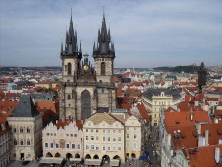 A Poem - Praha